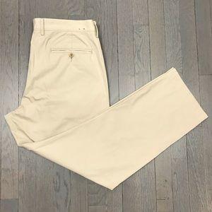 J.Crew Lightweight Urban Slim Khaki Chino Pants 34